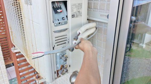 自分でエアコンを取り外して持ち込み処分する方法