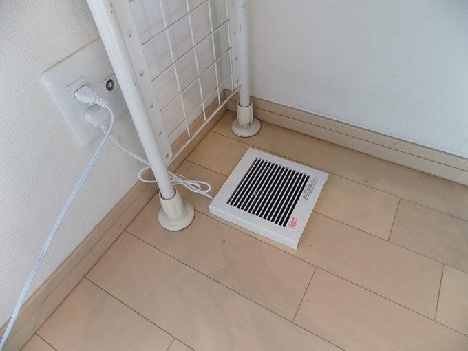 全館冷房するための換気扇
