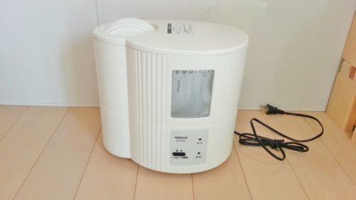 加湿器で部屋の乾燥を防ぐ