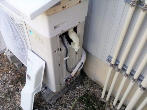 ダイキンエアコンの故障修理