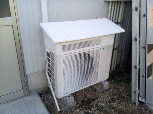ダイキンのエアコンのエラーコードE7